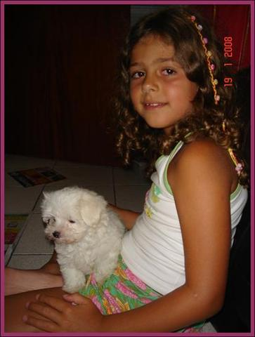 cachorra- LUISA V