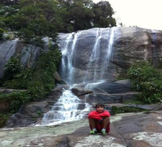 Tiago - Cachoeira