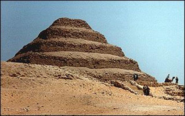 BC First Stone Pyramid (Religion)