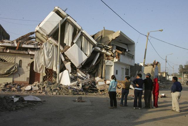 Terremoto no Peru