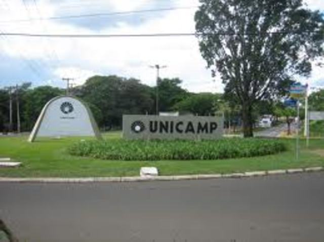 Alexandro - Irmão vai a Unicamp