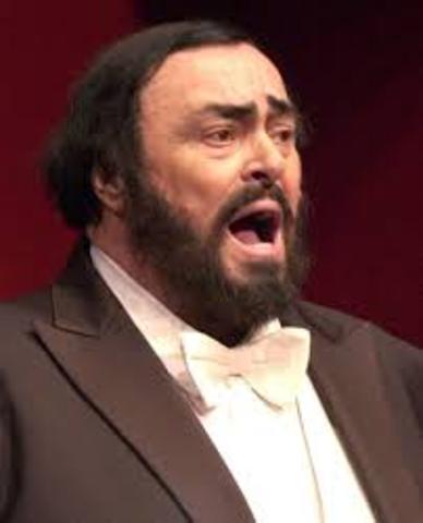 Morre Luciano Pavarotti