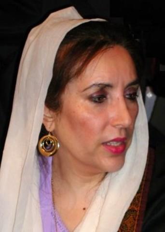 Morte de Benazir Bhutto