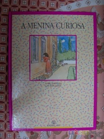 A menina curiosa
