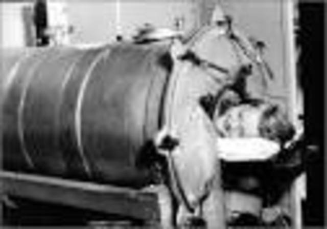 Iron lung created