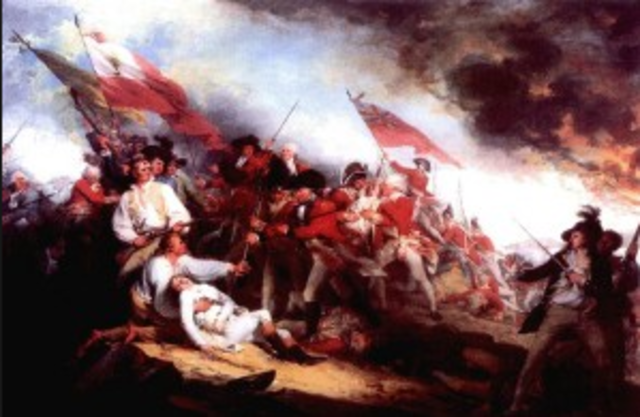 Den amerikanske revolution (Uafhængighedserklæringen)