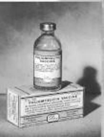 Sabin Vaccine replaces Salk Vaccine