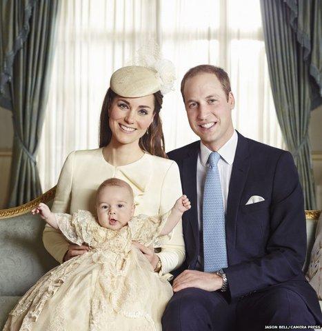 Nasce o princepezinho de Windsor