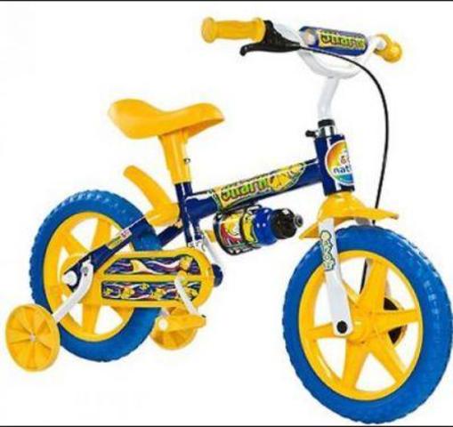 Tomás - Bicicleta
