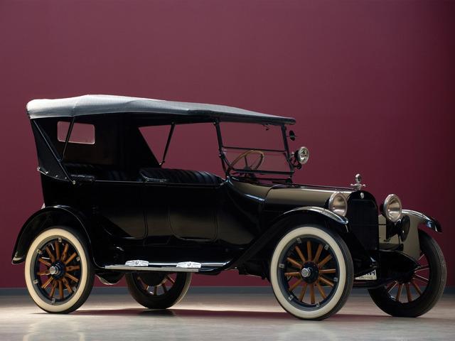 New Make of Automobile!