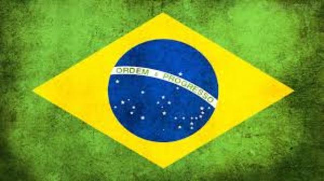 """""""Vamos para o Brasil"""""""