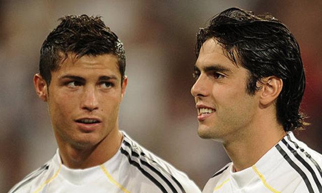 Confirmadas transferências de Kaká e Cristiano Ronaldo