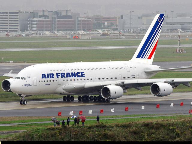 Voo AirFrance 447