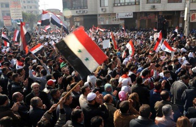 Revolta Síria