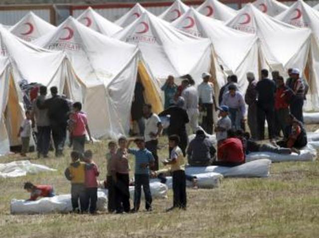 Refugiados Siria (ENS.RELIGIOSO)
