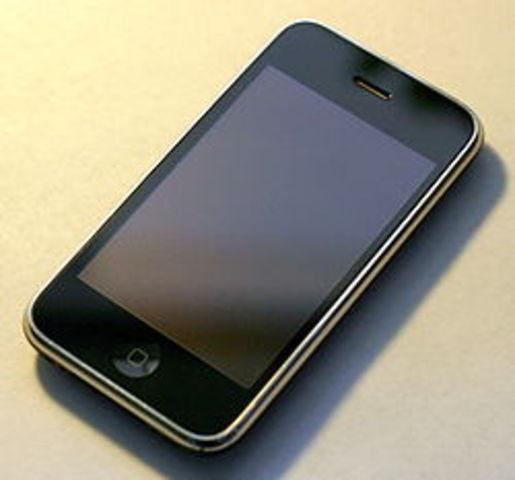 Lançamento do iPhone 3GS