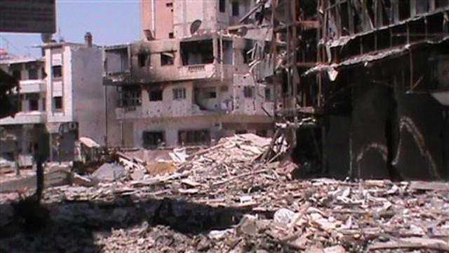 O presidente sírio vai usar as armas químicas