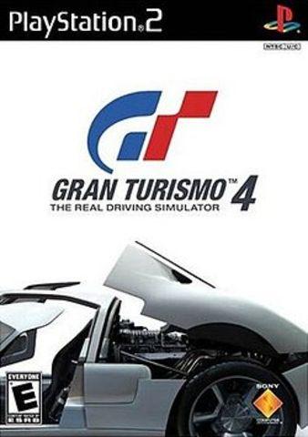 Lançamento do Gran Turismo 4