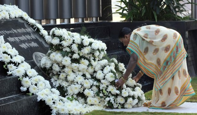 atentados terroristas na Índia.