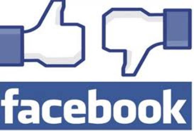 Lançamento do Facebook