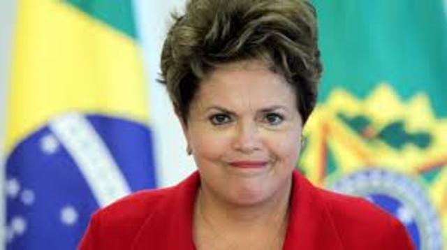 Dilma vira presidenta