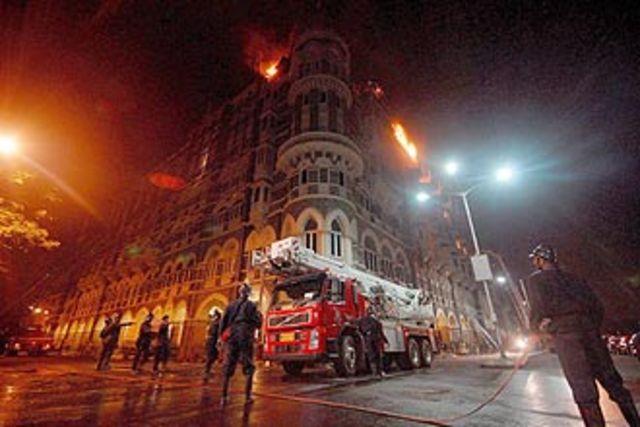 Atentados coordenados atingiram Mumbai