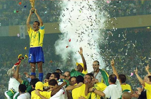 Brasil vira Penta