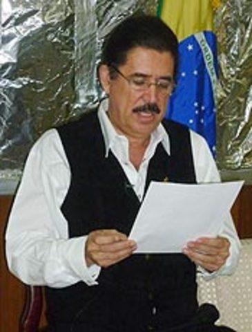 Cai Presidente de Honduras