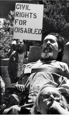 Ed Roberts Activist and Hero