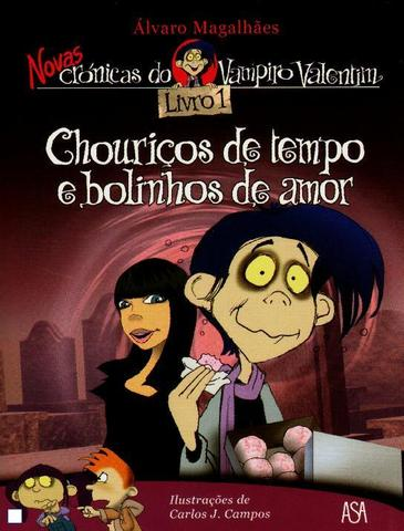 Colecção «Novas crónicas do vampiro Valentim»