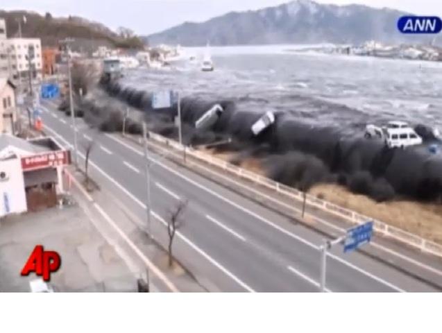 Tsunami do Japão