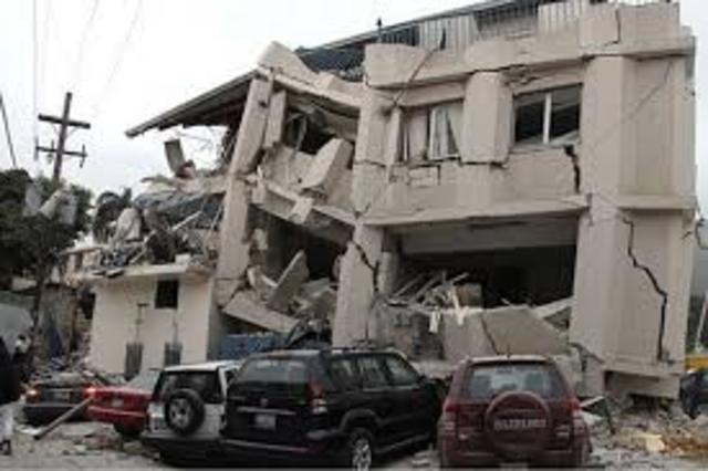 Terremoto em Porto Príncipe