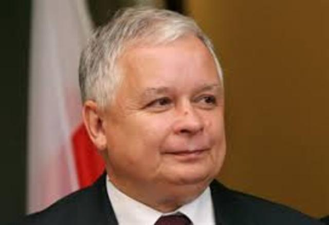 Morre Presidente da Polônia