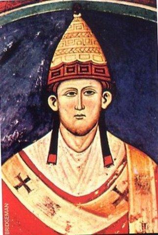 Comenzó con el papa Urbano II