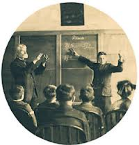 American School for the Deaf founded