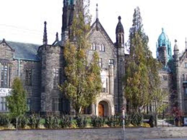 Trinity College Opened