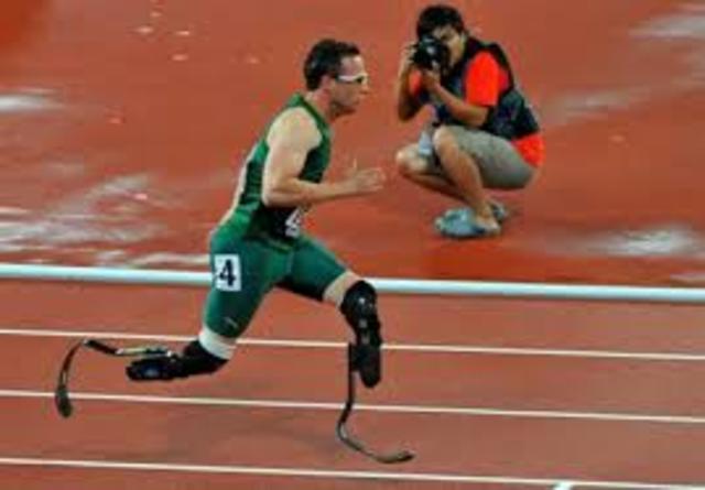 Paraylmpics - London 2012