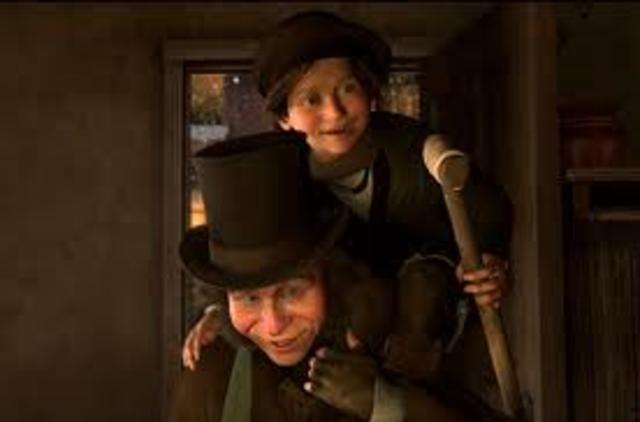 A Christmas Carol's Character, Tiny Tim