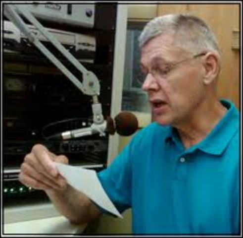 First radio reading service for blind (Minnesota)