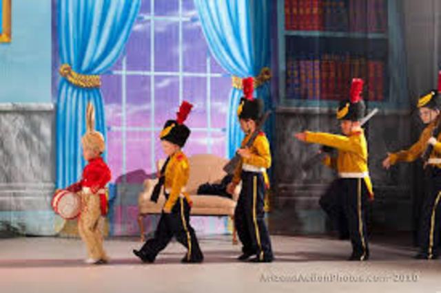Children dancing through disabilities - Ballet Academy of Arizona