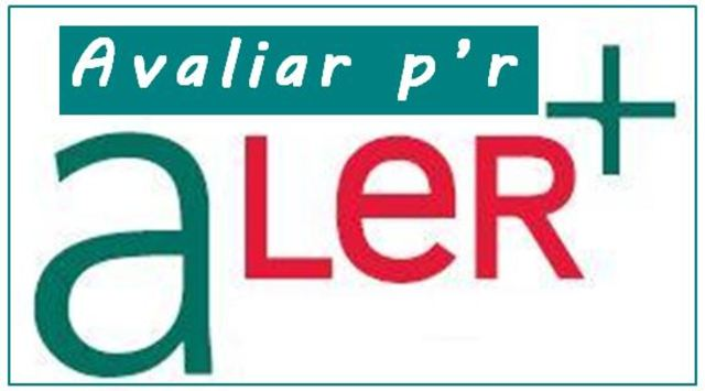 Avaliar p'raLeR+