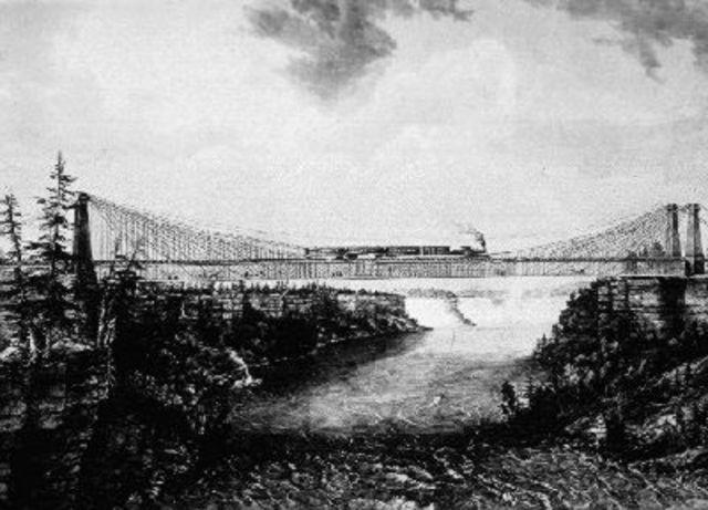 Bridge Over Niagara