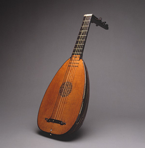 Lute becomes largely adopted.