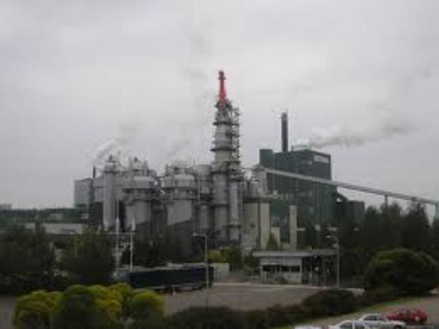 First Soda Pulp Mill