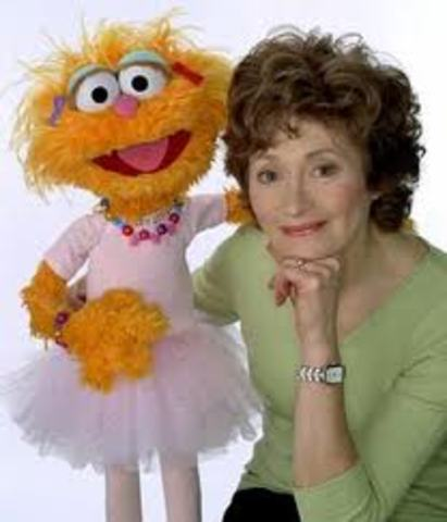 Deaf Actress Signs on with Sesame Street