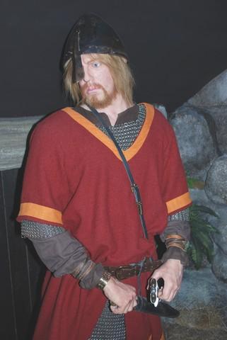 Vikingetiden starter.