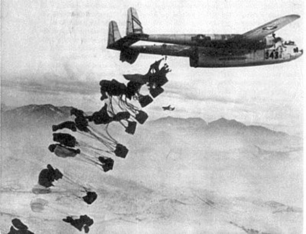 Berlin Blockade and Berlin Airlift