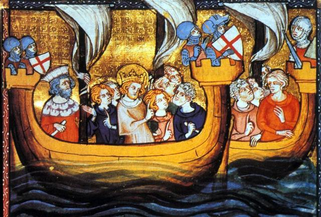 Objetivo de la séptima cruzada