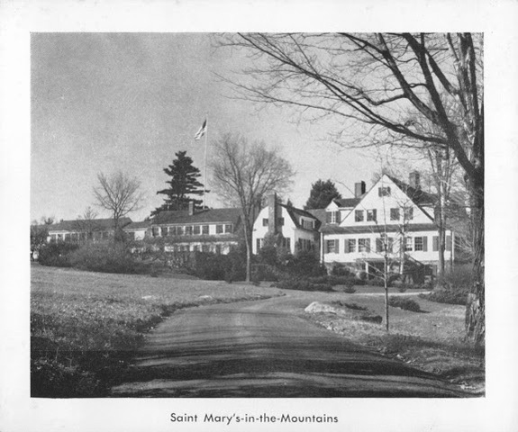 'Aunt Dot' moves the School to The Seven Springs Estate