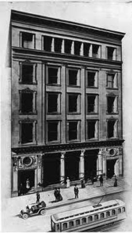 The First Montreal Star Newspaper